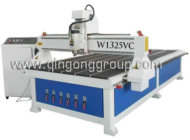 5x10 Feet CNC Router Woodworking Machine with Vacuum Clamp Table W1530VC