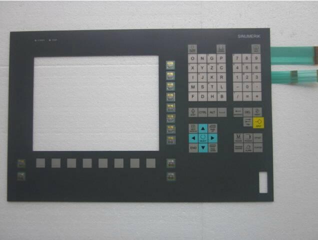Membran keypad for OP 010S