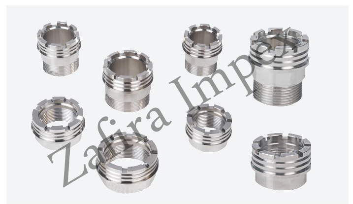 Brass Inserts for CPVC & PPR Pipe Fittings