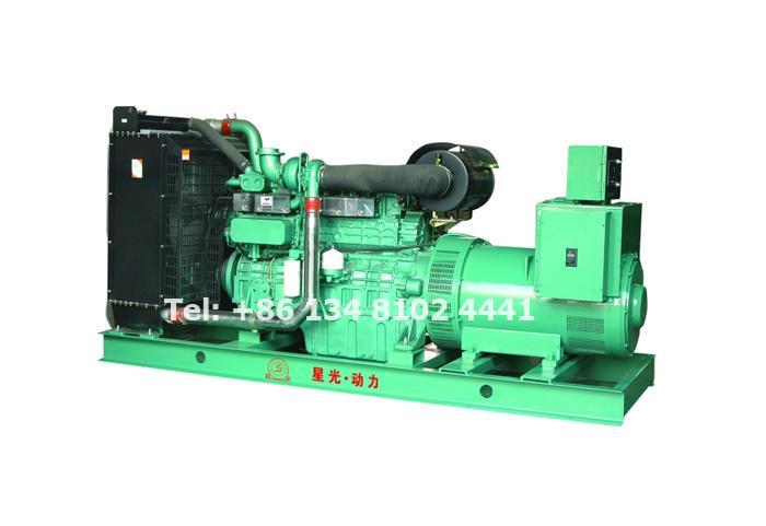 250KW Yuchai Diesel Generator