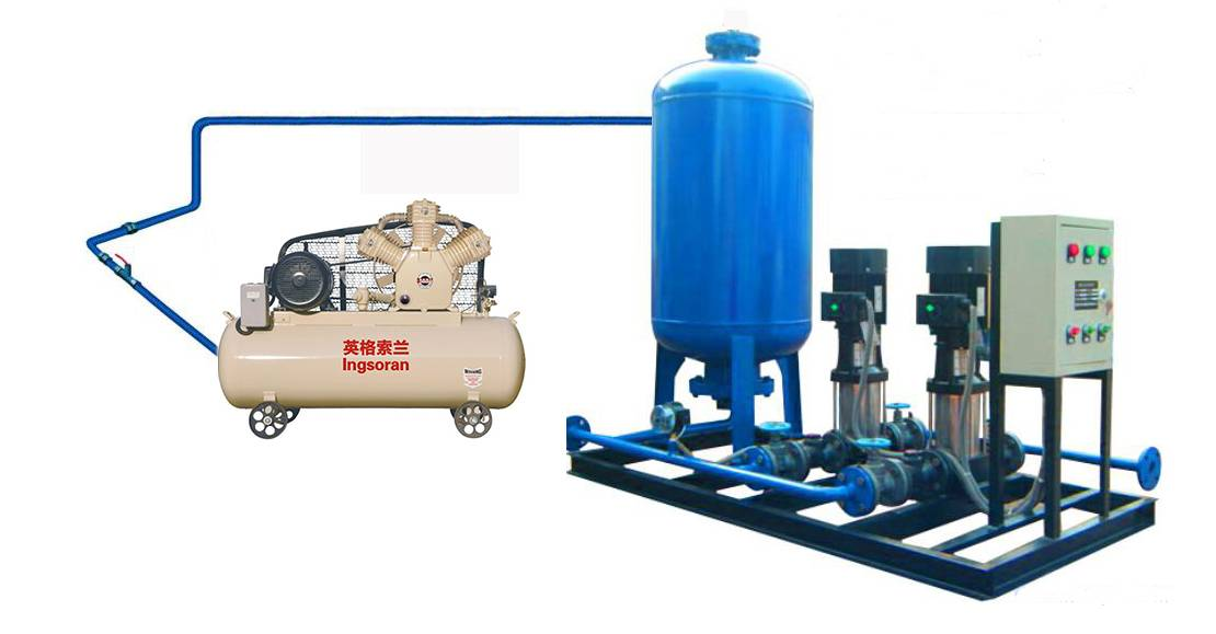 water hammer protection system