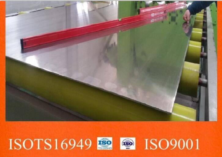 high quality aluminum sheet plate 6061
