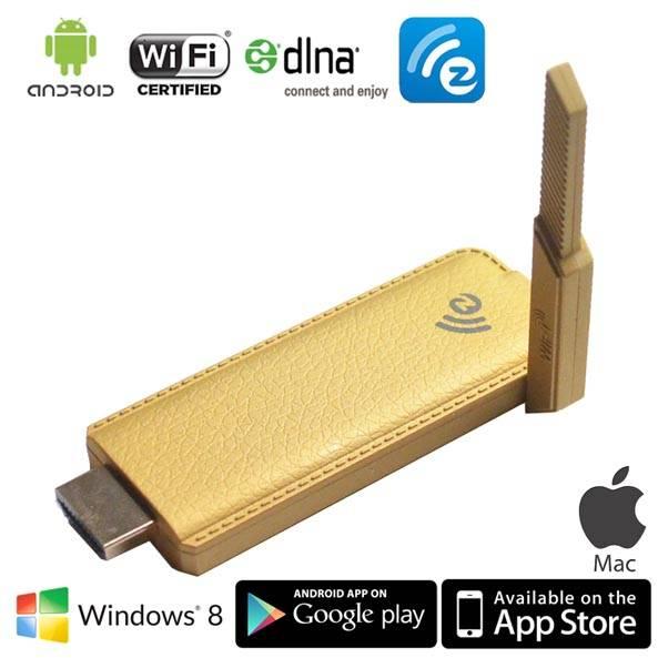Ezcast Miracast Dongle TV Stick WiFi Display HDMI 1080P Wireless Receiver Ezcast Airplay Stream Medi