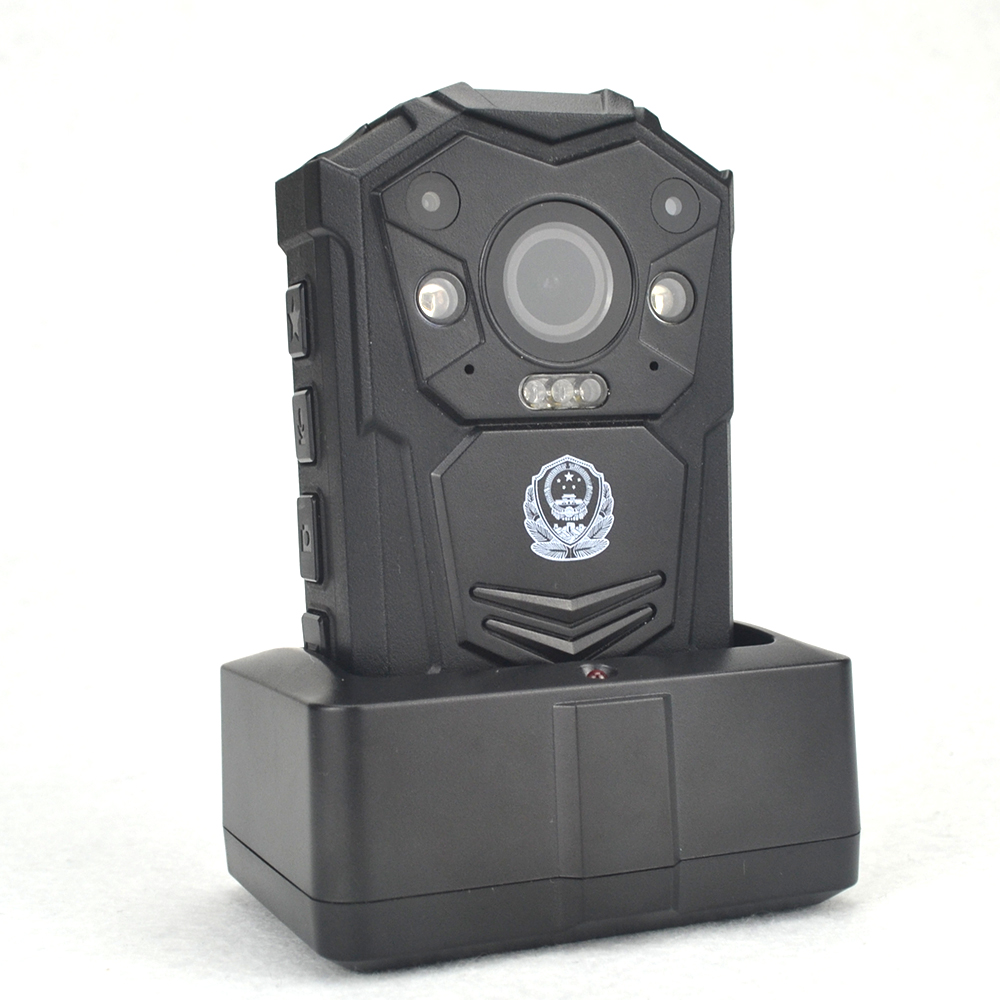 1296P Body Worn Camera with Night Vision Infrared Light 21 Million HD Pixels