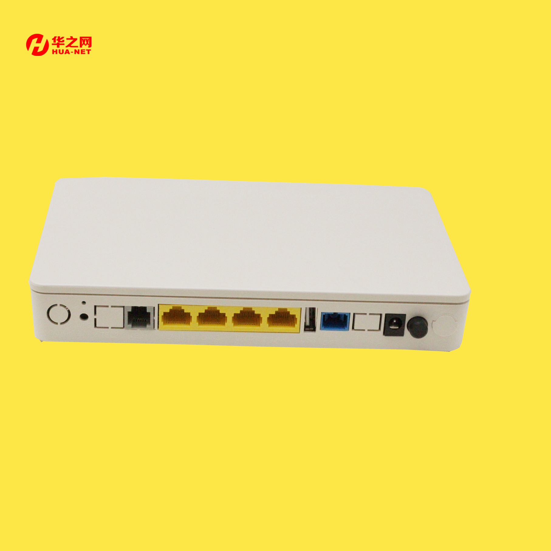 New Products 2018 2GE Onu Optical Terminal FTTH Pots Gpon Onu