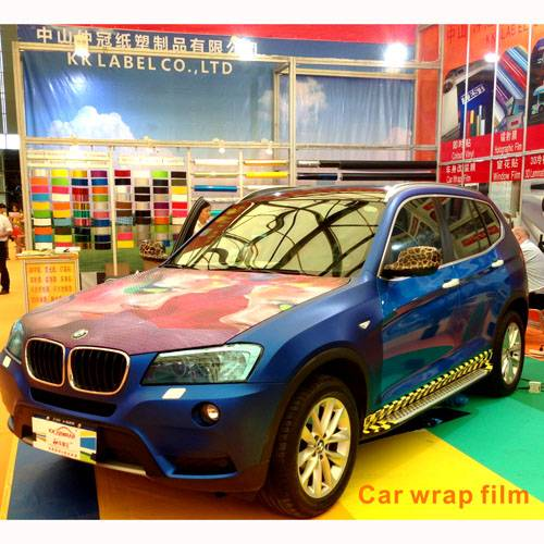Car wrap film