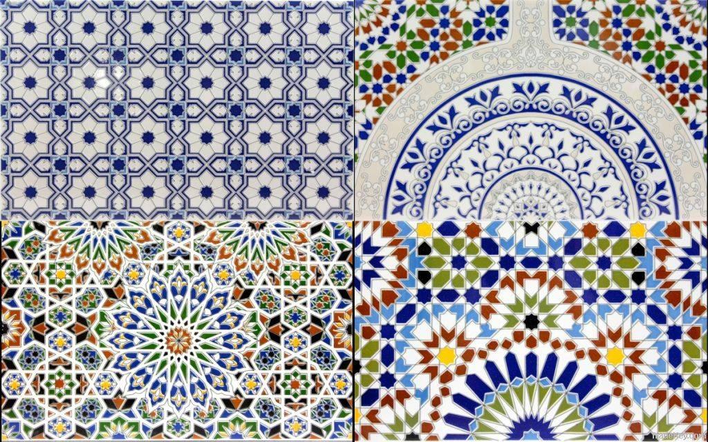 Moroccan Tiles Oriental Arabic