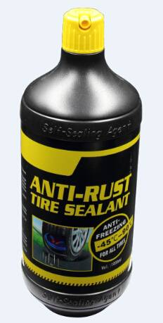 High Quality Qiangbao Anti-Freezing Non-Corrosion 1000ml Sealant for tire