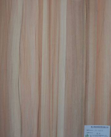 melamine paper/furniture decorative paper JS-3208 Pear wood