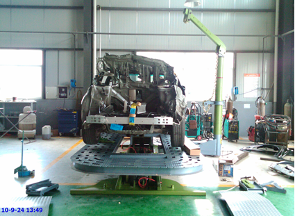 car chassis straightening bench for sale