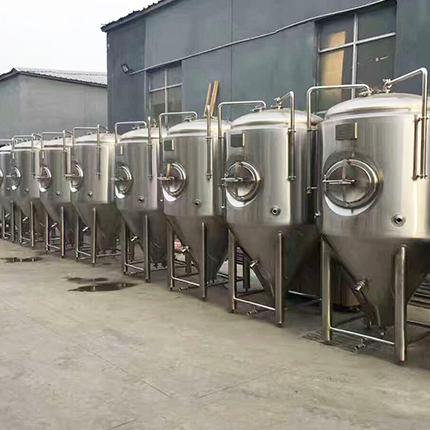 Ginshop Beer Brewery Machine