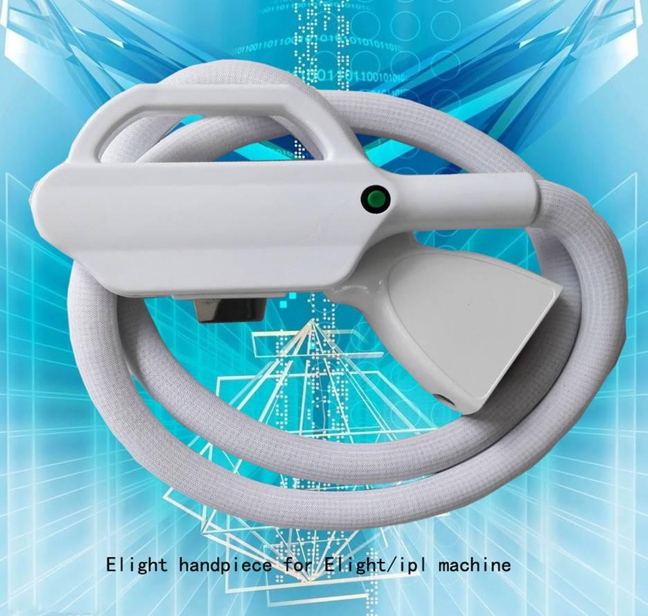 Elight/ipl handpiece used ipl elight hair removal machine