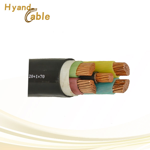 heavy duty power cable