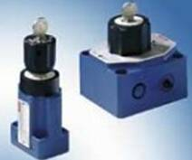 Bosch Standard Valves Hydraulic Flow Control Model 2FRM, 2FRH and 2FRW Flow Control Valves
