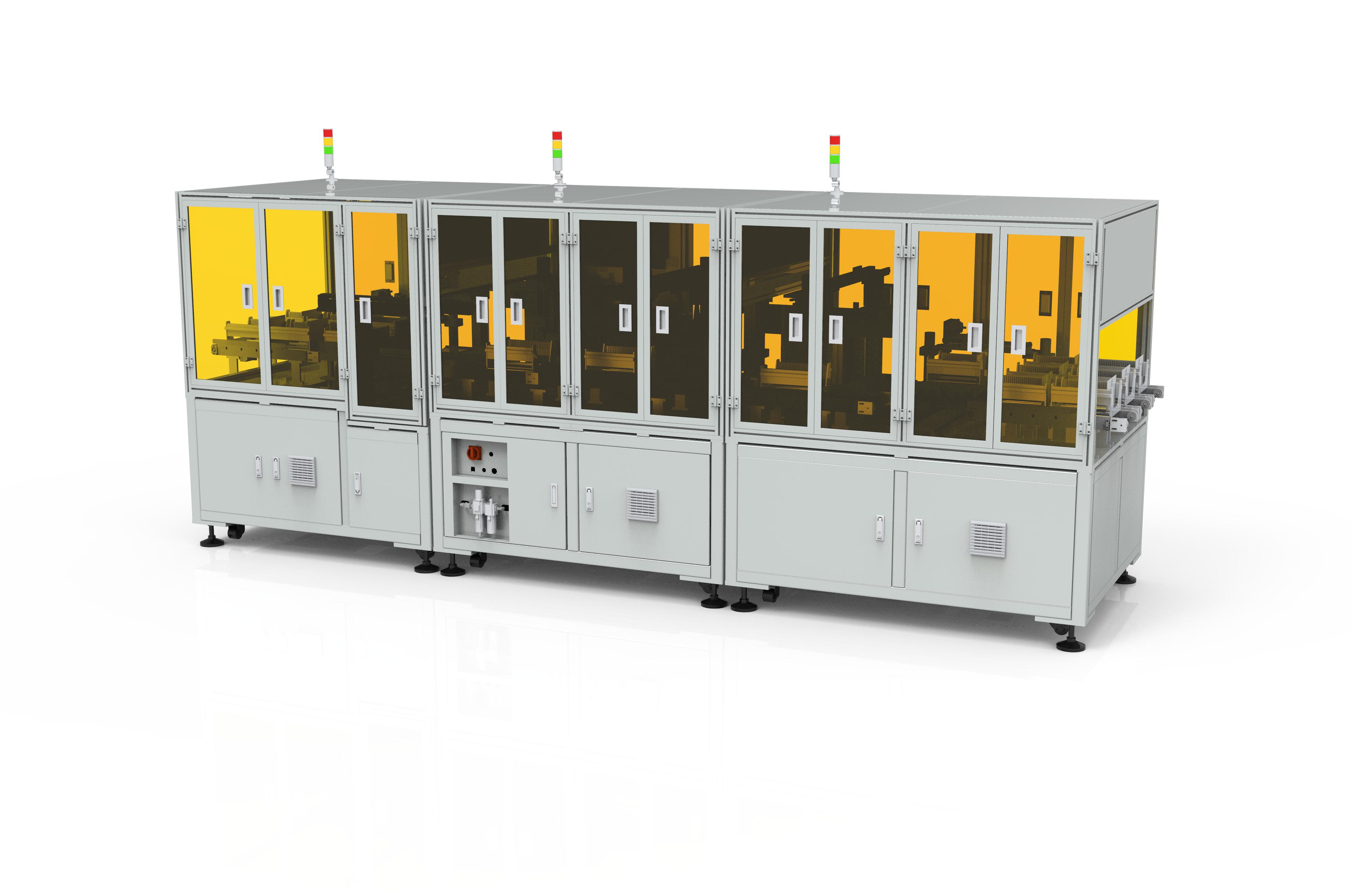 AOI Automatic Ceramic Substrate Defect Inspection Equipment