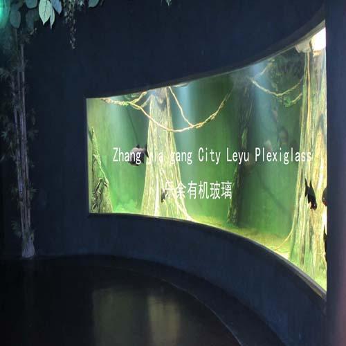 acrylic,acrylic sheet,aquarium,fish tank - LEYU PLEXIGLASS