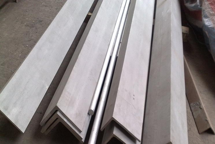 201 304 316 430 Stainless steel angle bar