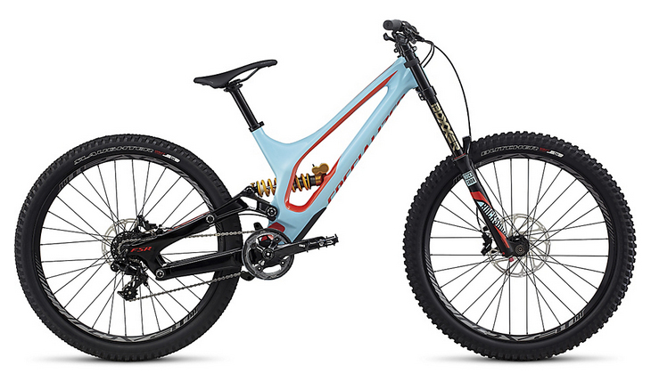 2017 Specialized Demo 8 I Carbon MTB