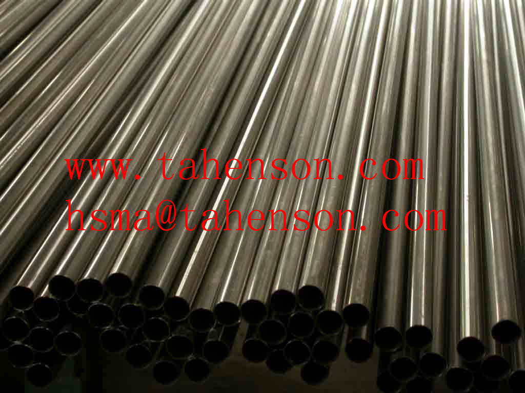 Chain Link Fence Welded Stainless Steel Pipe / Tube With Fair Price
