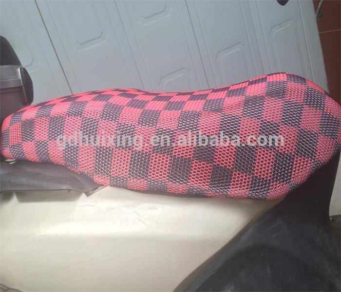 3D Mesh Seat Cover For Motorcycle