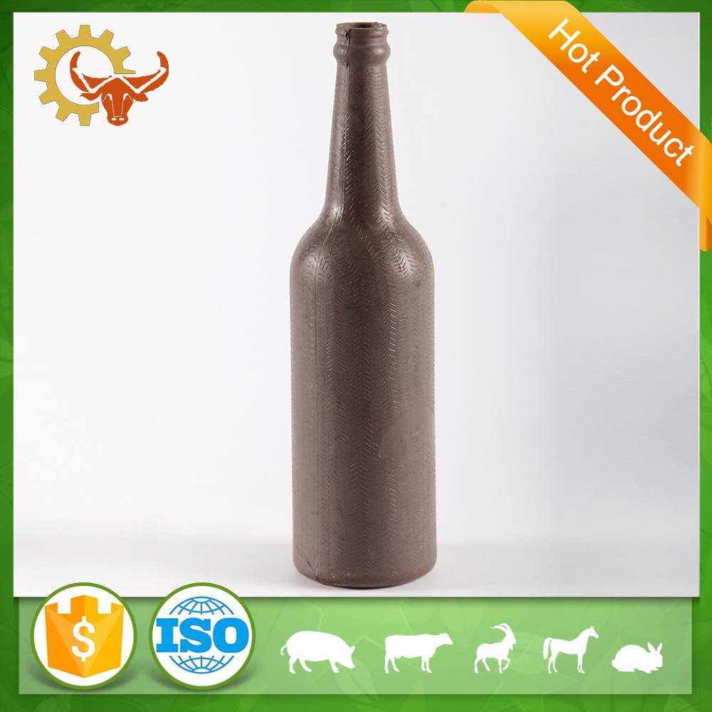 plastic medicine bottle for animals