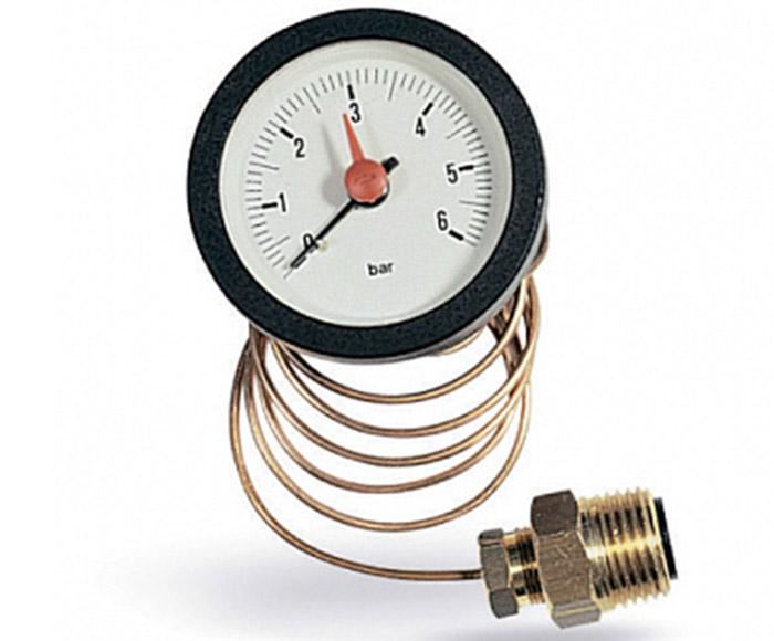 Capillary Pressure gauge