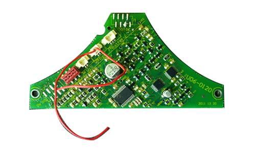 Aerator BLDC Motor Driver