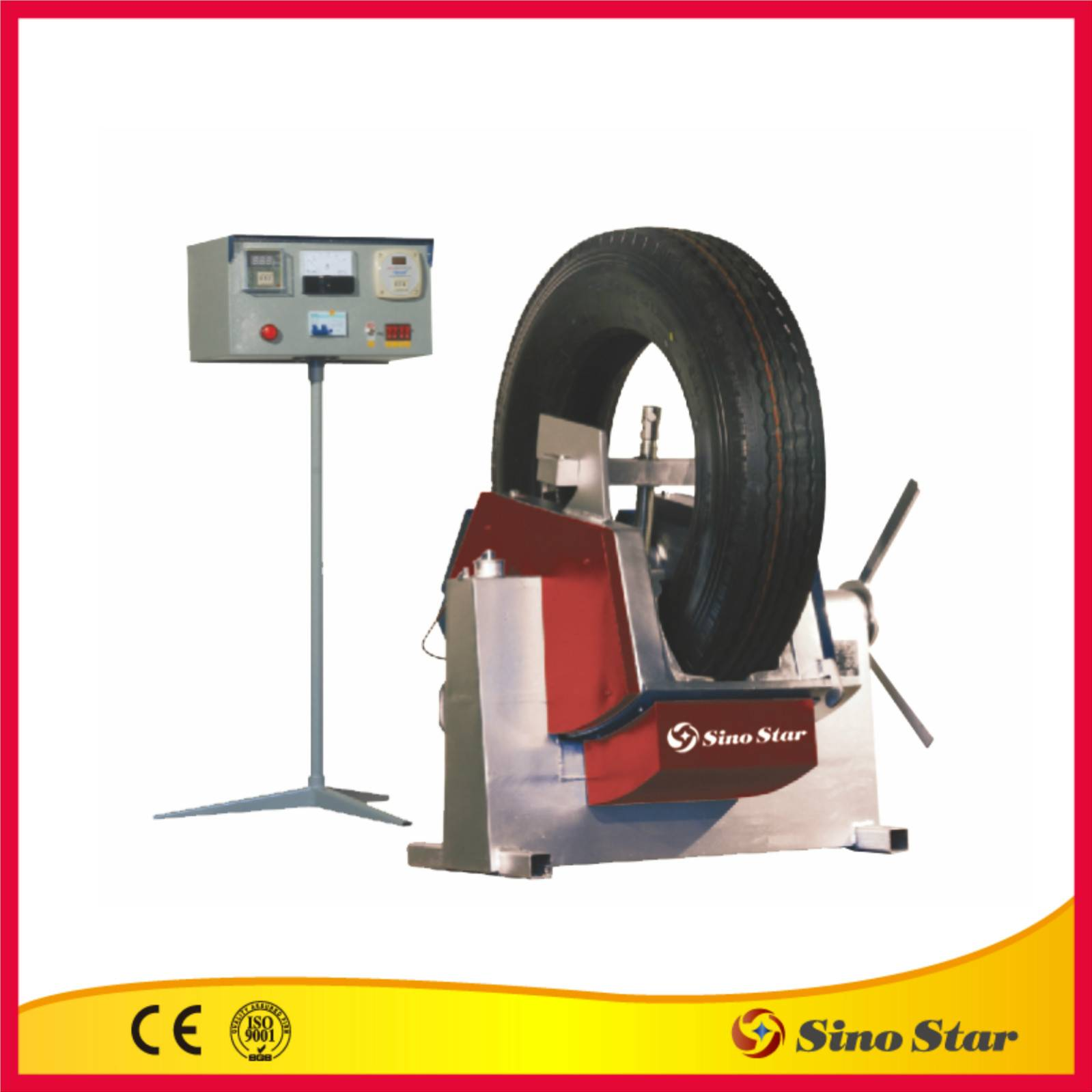 Tire Vulcanizing Machine(SS-TV12C)