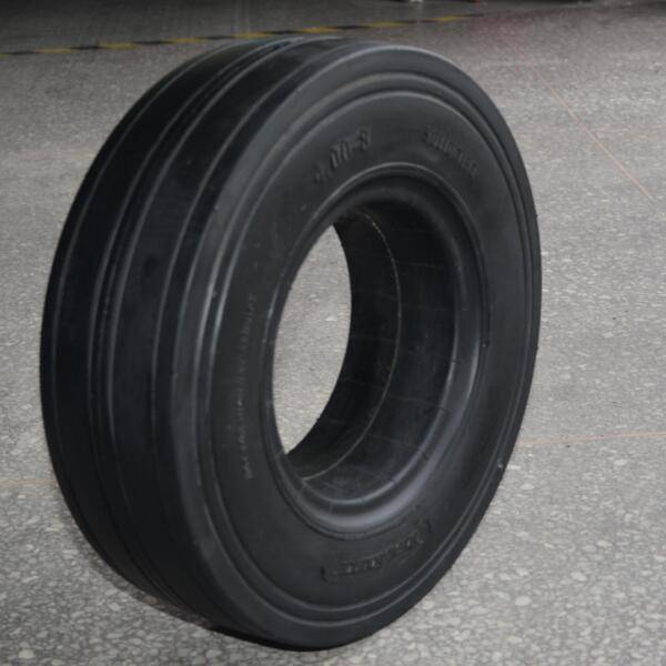 TOP SALES! Solid OTR tires 4.00-8/3.75  for wheel loaders for VOLVO, CAT, LIEBHERR, truck