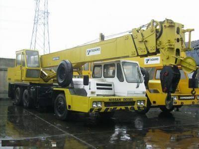 tadano japan original used crane TL-250E  25T