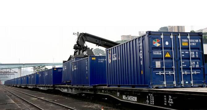 Paris /Milano/Prague/ Warsaw China Shipping Railway Fregiht service