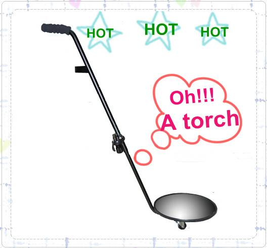 HOT!!! Under Vehicle Inspection Mirror TEC-V3 with LED Torch