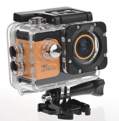 COMVEA Sony078 sensor wifi ntk96660 action cam 4K action camera