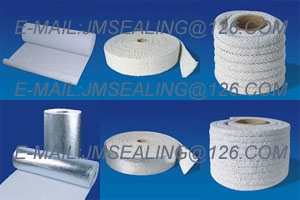 Dusted asbestos tape aluminium coating, Dusted asbestos cloth aluminium, Dusted asbestos lagging rop
