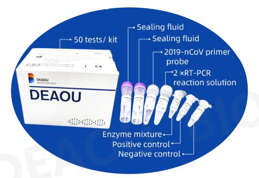 Deau Cov19 Nucleric Acid Detection Kit