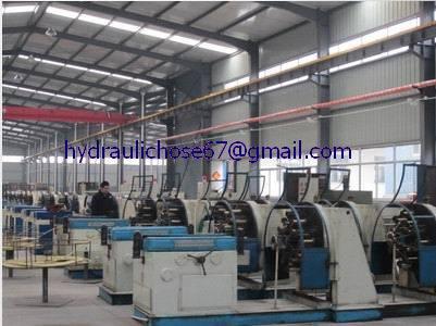 rubber hydraulic hoses