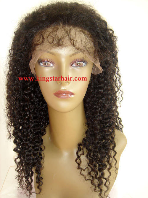 virgin remy indian human hair full lace wigs