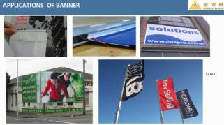 Customized double/single Flap keder for banner flag