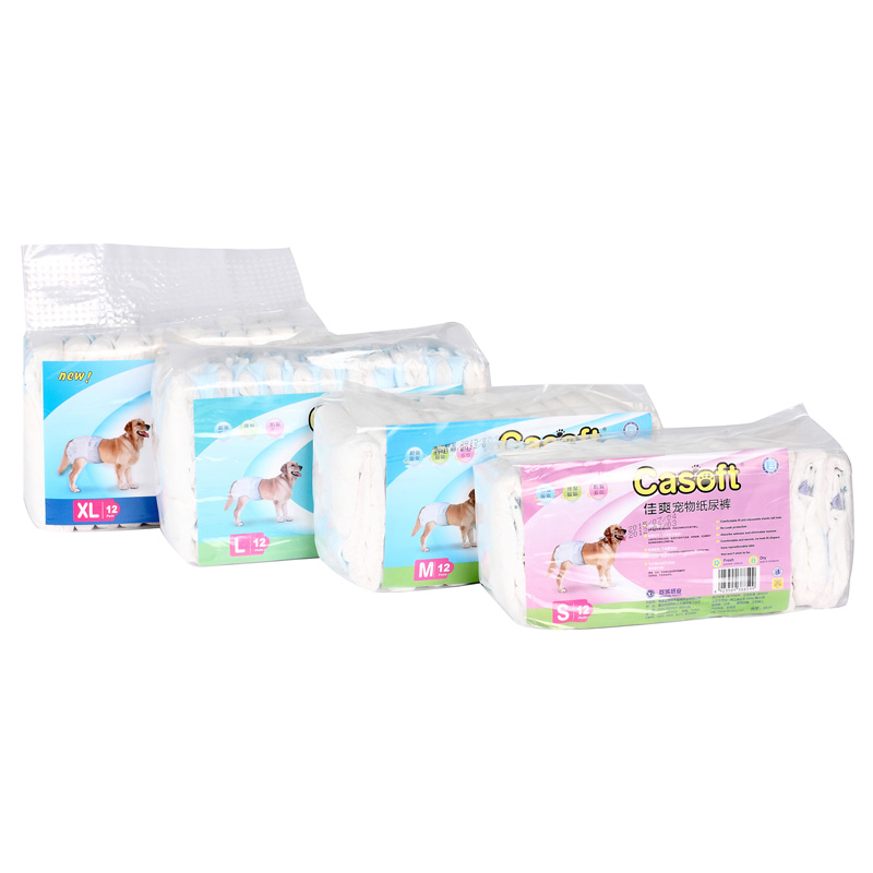 Casoft pet diapers