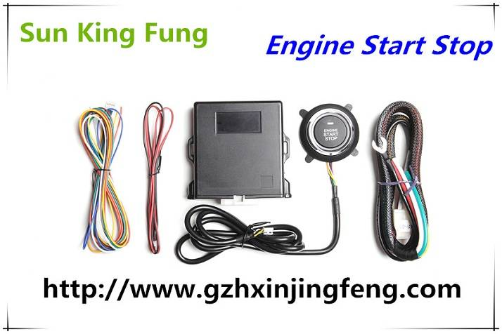 Smart Engine Start Stop, auto accessories