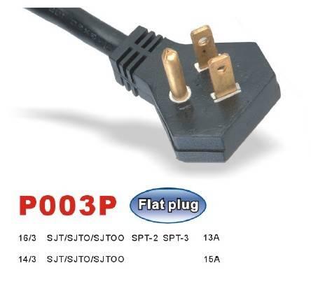 UL C(UL) Power Supply Cord