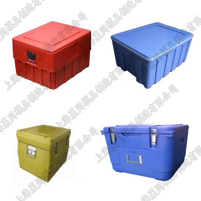made in china aluminum rotational moulding for ice box