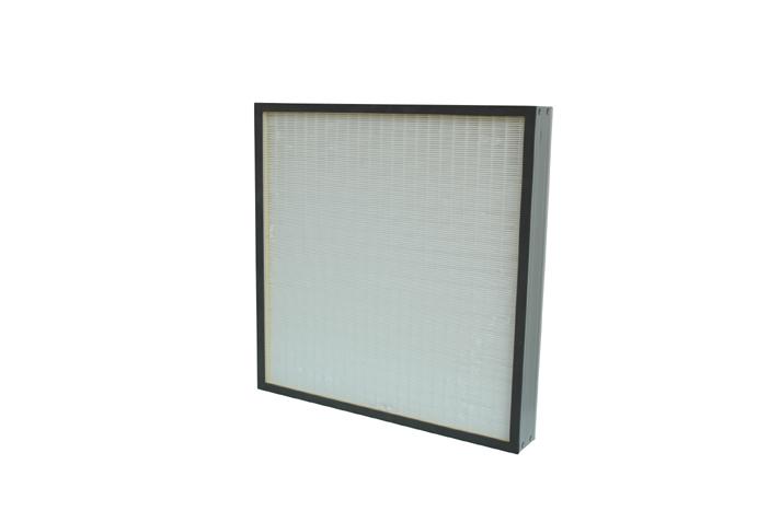 HEPA filter replacement