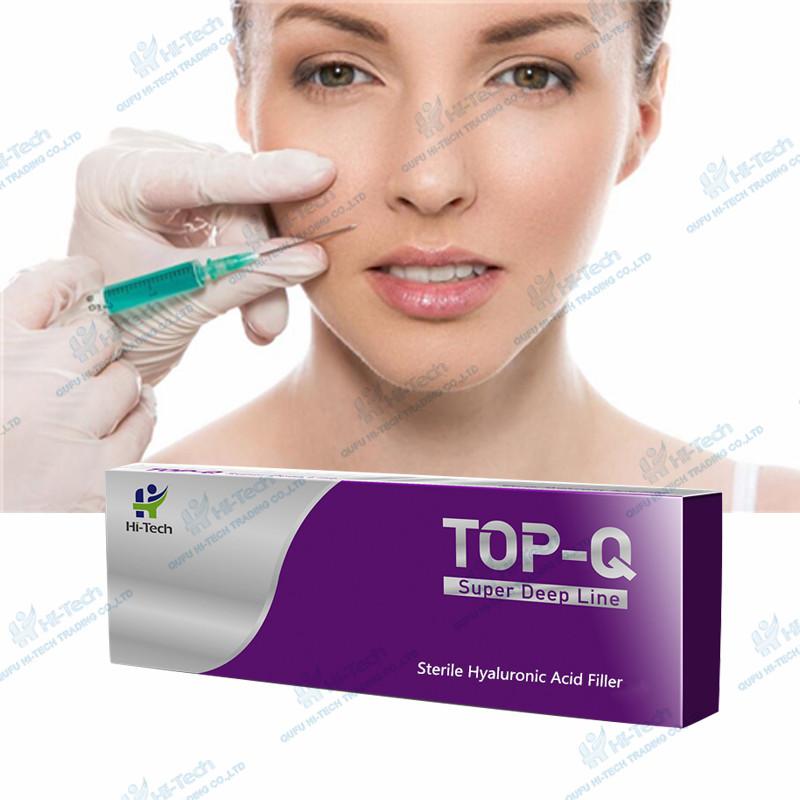 Top-Q hyaluronic acid dermal filler-Deep Line