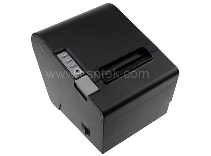 80mm destop thermal pos printer with auto cutter
