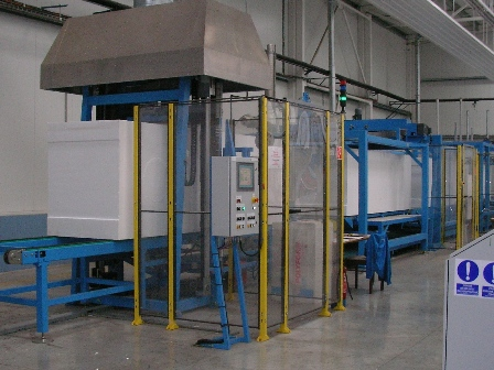 Styropor, EPS & Neopor  machines by VARIANTHOUSE