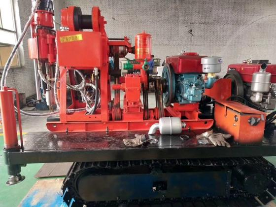 ZLJ Underground Tunnel Drilling Machine