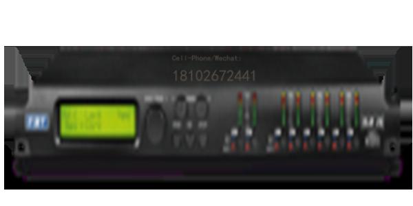 Digital audio box processor fbt DLM 26 super quality powered amplifier