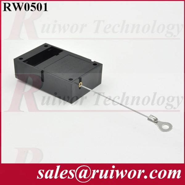 RW0501 Retracting Security Tether