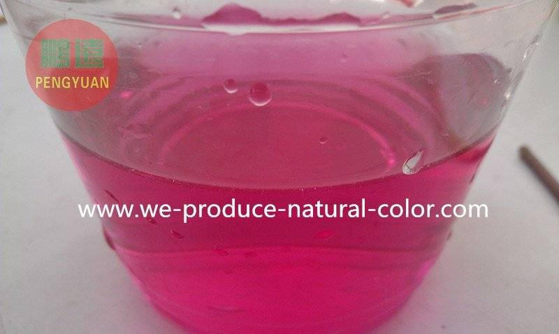 cabbage red pigment